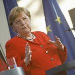 Меркель в речи, посвященной нападению Германии на СССР, говорила об оккупации Крыма и войне на Донбассе